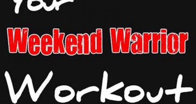 Weekend Warrior Workout | In S...